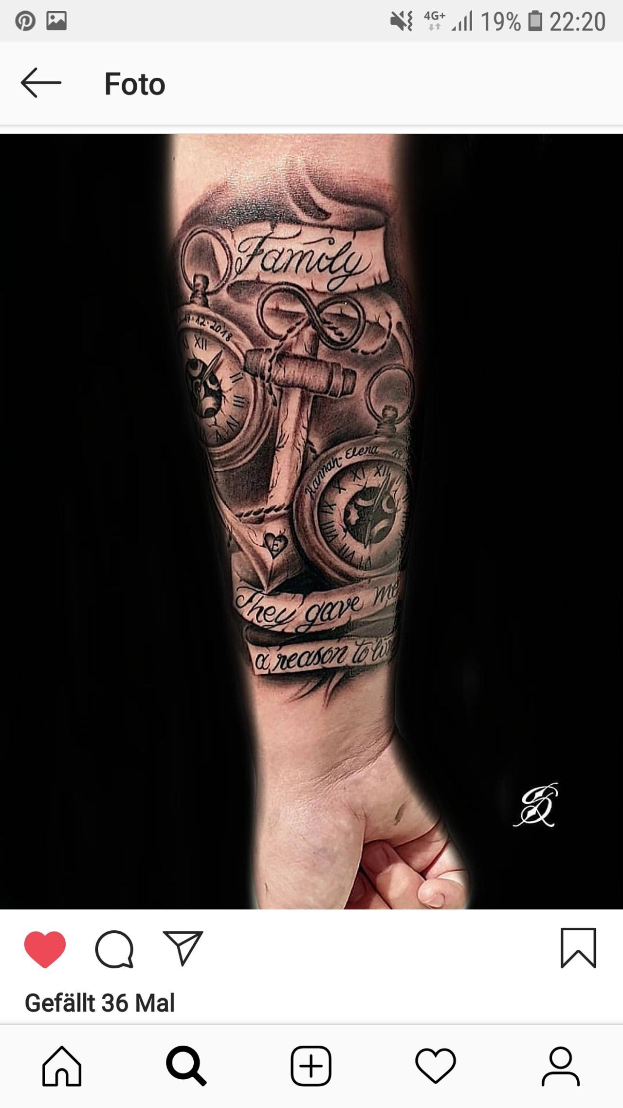 Tattoo Für Die Sternchen Forum Frühes Ende Urbiade