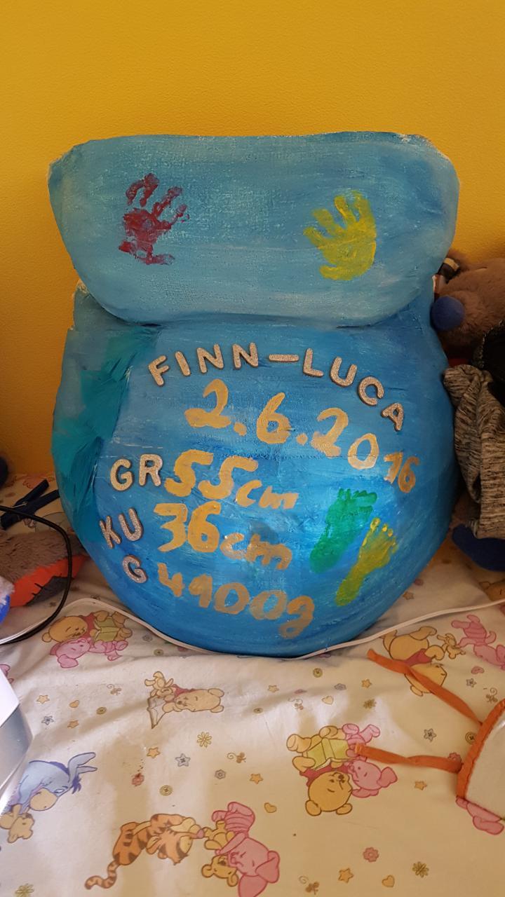 Gipsabdruck Vom Babybauch Forum Schwangerschaft Urbiade