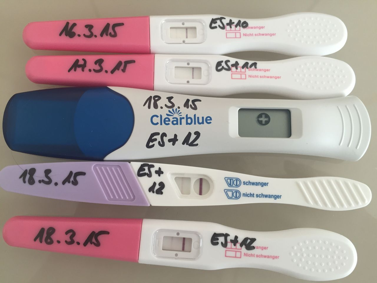 Ss test negativ trotzdem schwanger   SStest negativ