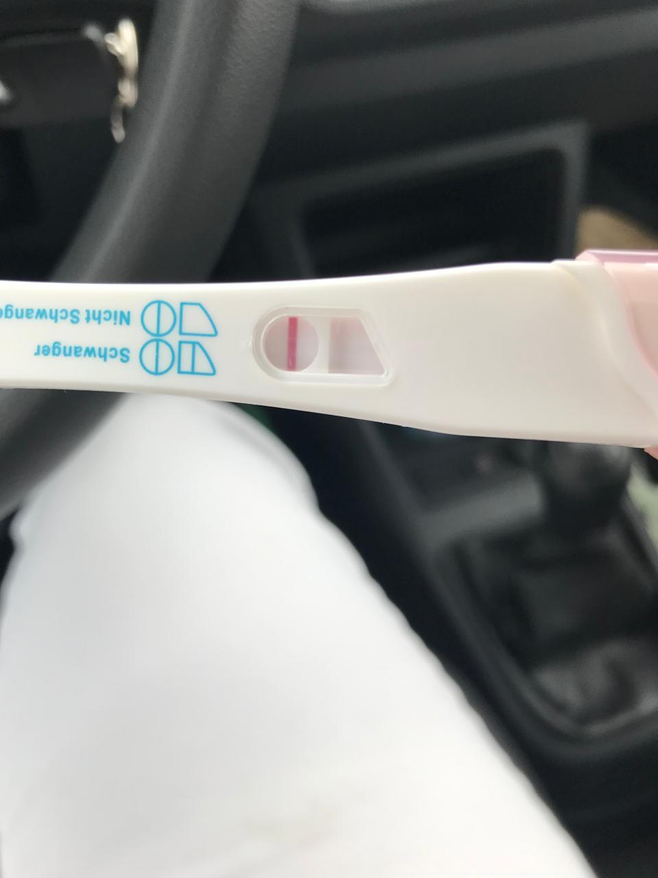 2 wochen überfällig aber nicht schwanger