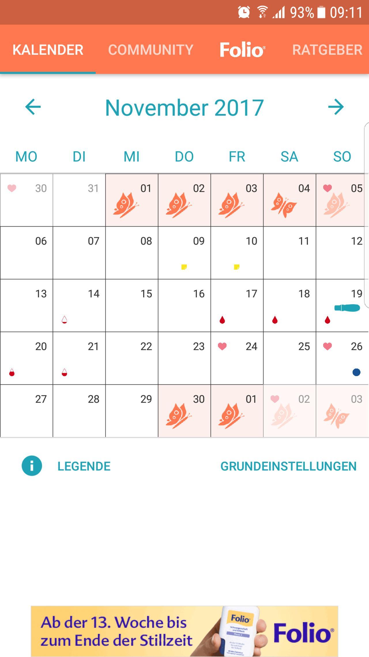 Schmerzen im Schambein | Forum Kinderwunsch - urbia.de