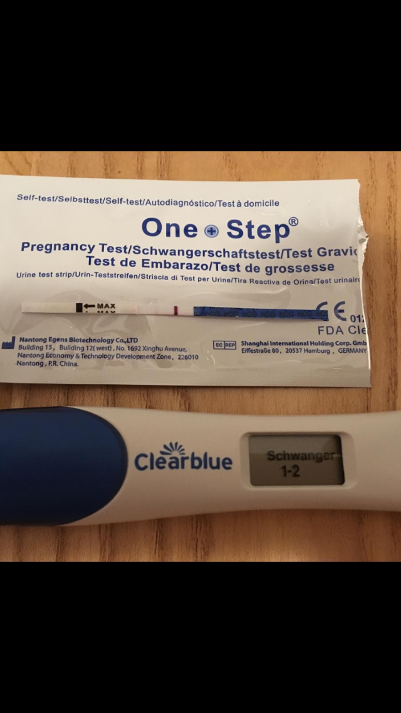 es 11 negativ trotzdem schwanger