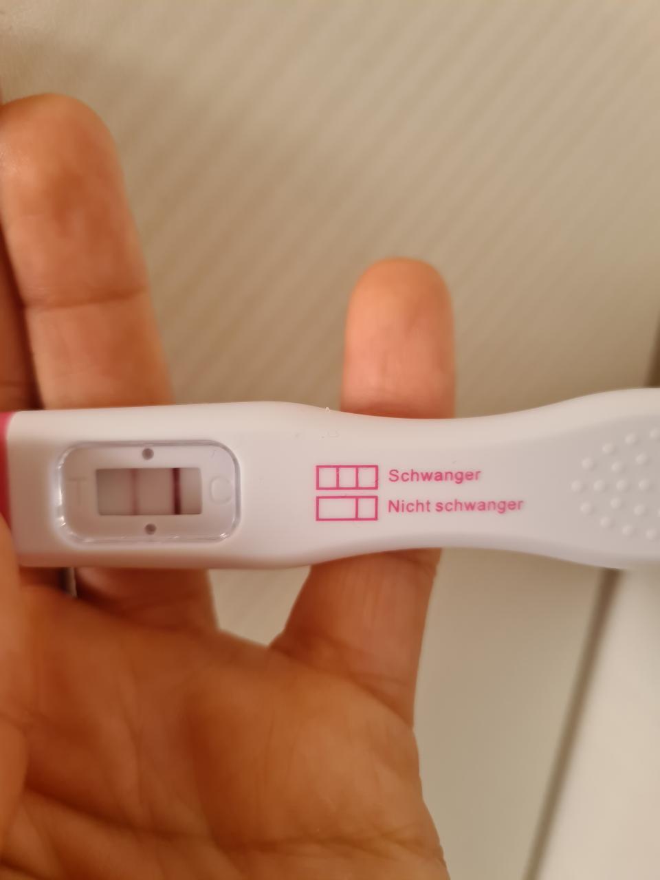 Scheinschwangerschaft Test Positiv