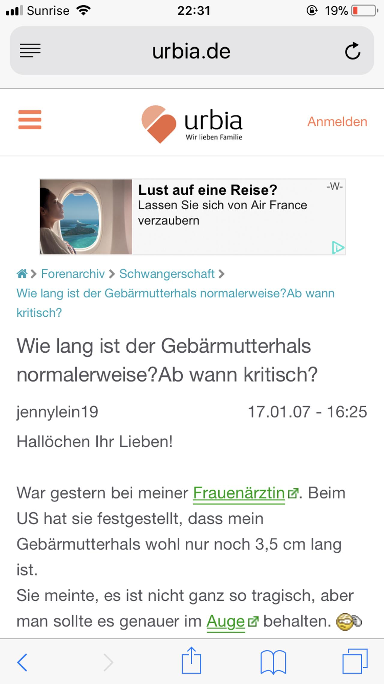 Groß Das Gebärmutterhals Galerie - Menschliche Anatomie Bilder ...