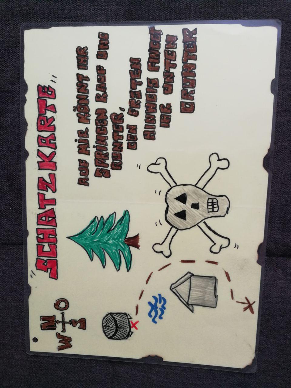 Schnitzeljagdschatzsuche Für 4jährige Forum Kindergartenalter