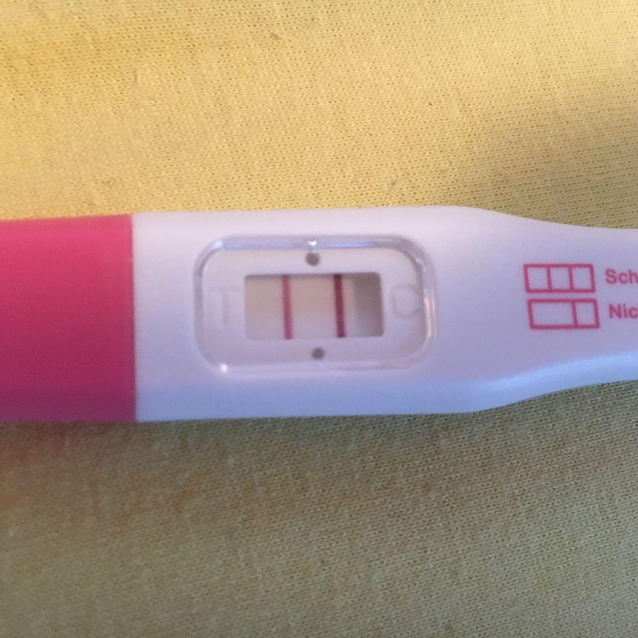 schwanger trotz starker periode