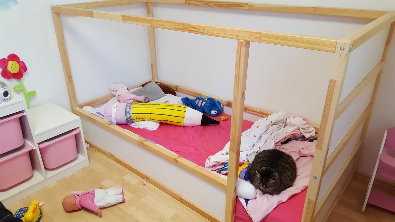 Gesucht Montessori Bett Forum Schlafen Urbia De