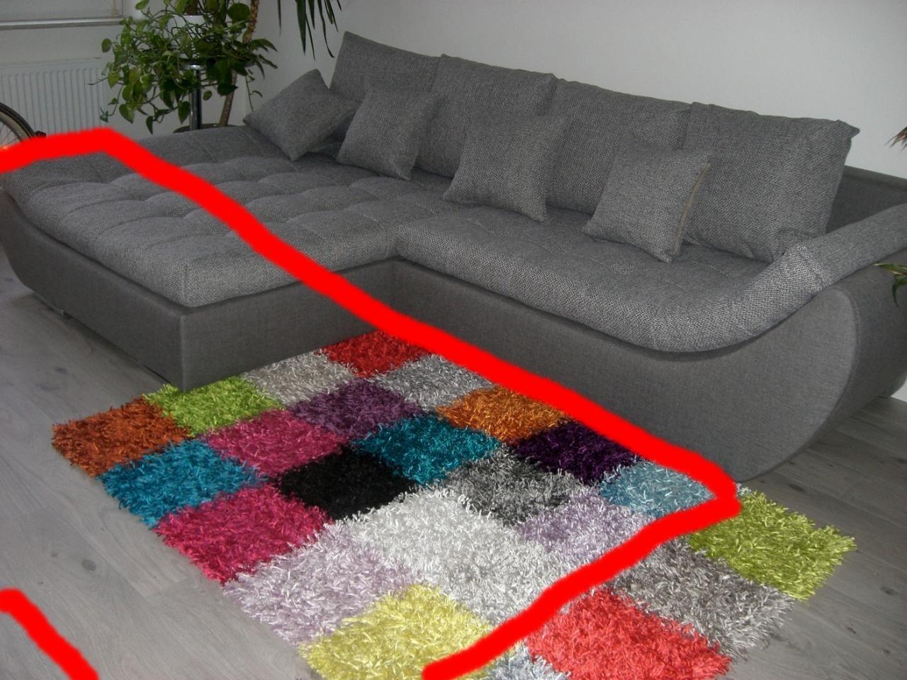 Wie Teppich Vor Ecksofa Platzieren Forum Haushalt Wohnen Urbiade