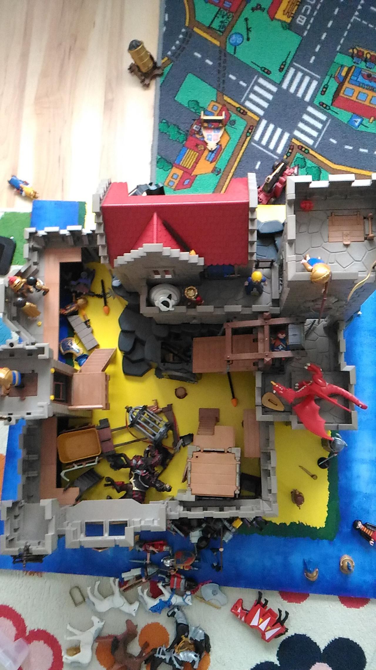 Wohin Mit Dem Playmobil Haus Forum Kindergartenalter Urbia De