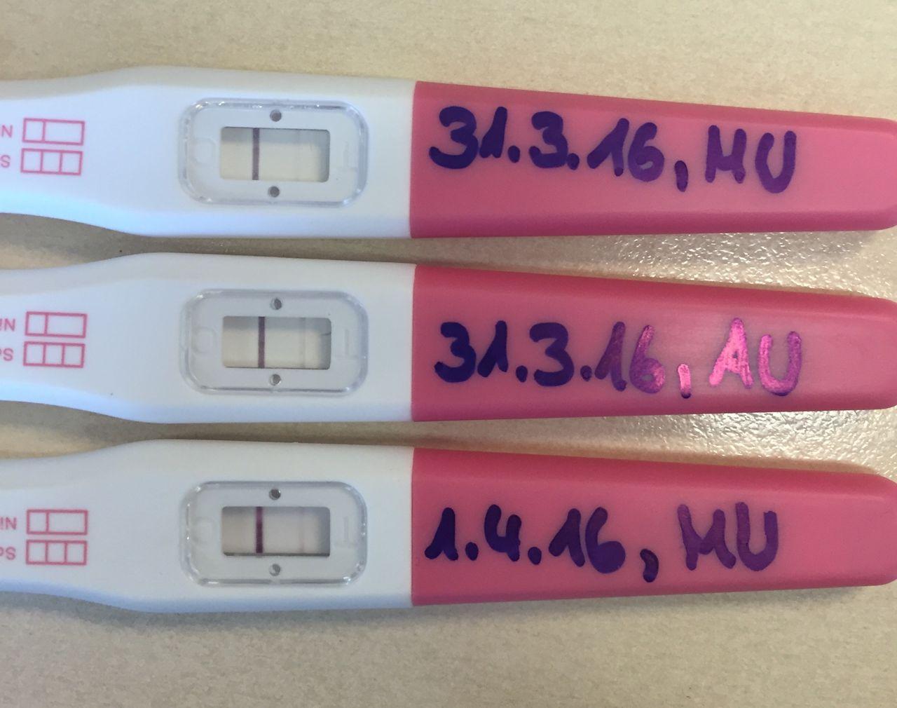 Gebärmutterdatierung