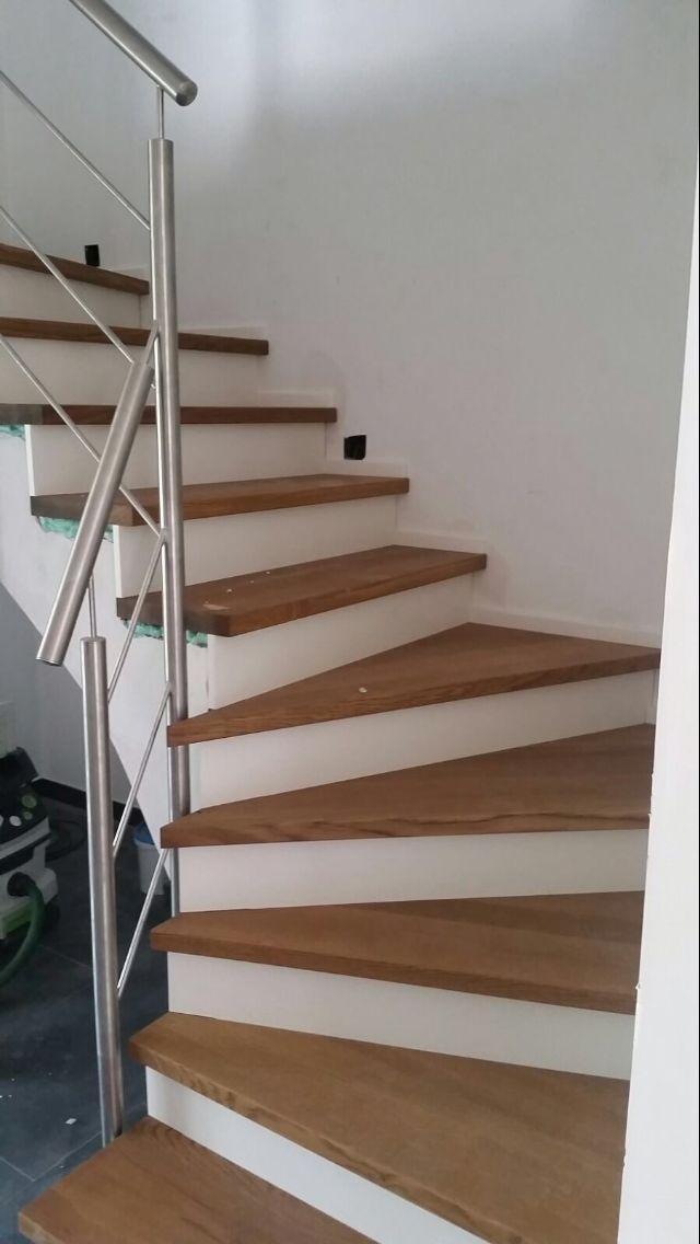 Wie Habt Ihr Welche Treppe Ausgewahlt Neubau Forum Haushalt