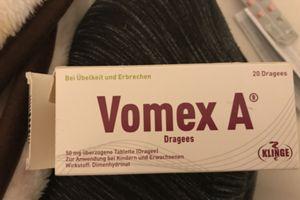 vomex a in der schwangerschaft