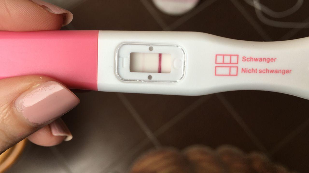 Schwangerschaftstest linie schwach. 💐 schwangerschaftstest