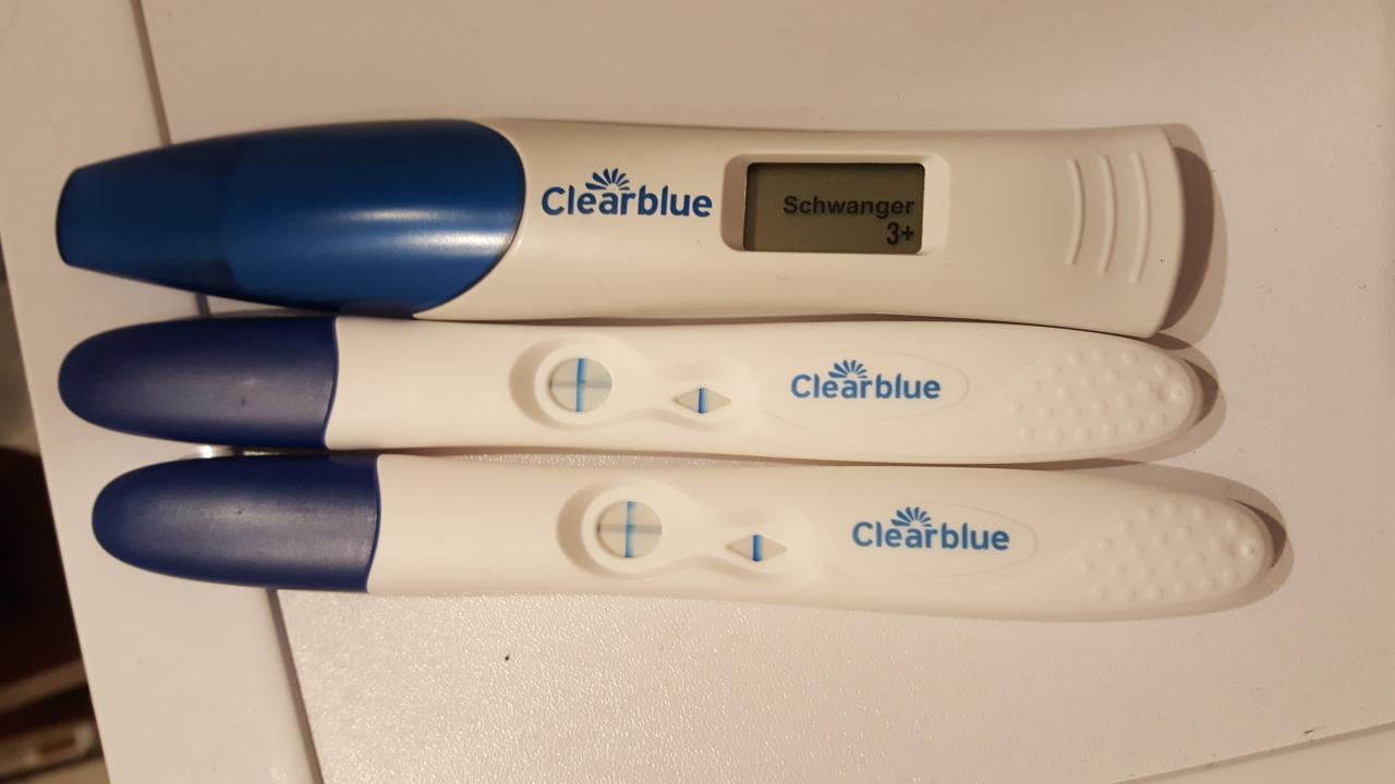 Periode überfällig schwangerschaftstest negativ